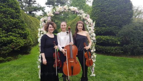 String Quartet NYC Wedding